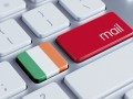Ireland email privacy keyboard © xtock Shutterstock