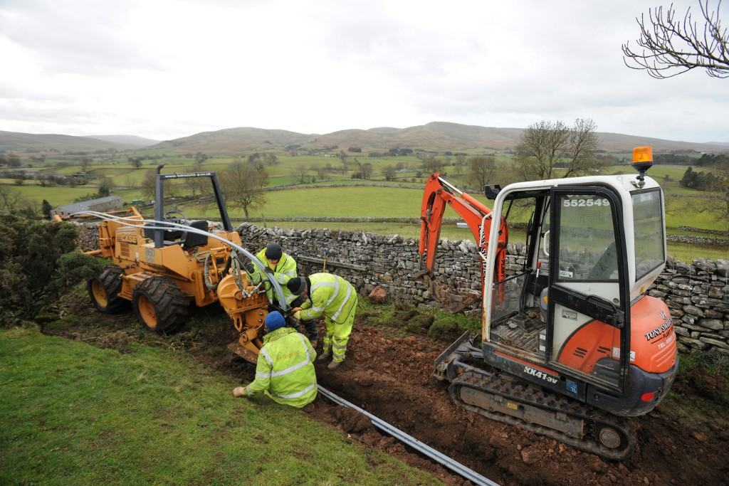 BT Cumbria Fell End fibre broadband