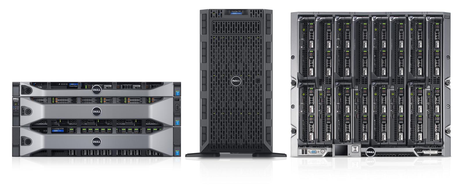 Dell Revamps PowerEdge Server Range For Density, Management