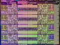 Intel i7 Extreme dieshot
