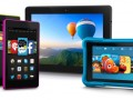 amazon Kindle Fire Range