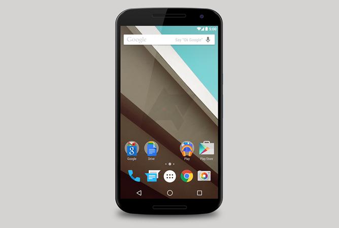 Nexus 6 rumour