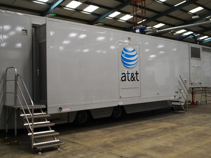 AT&T NDR equipment