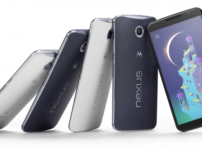 google nexus 6 family