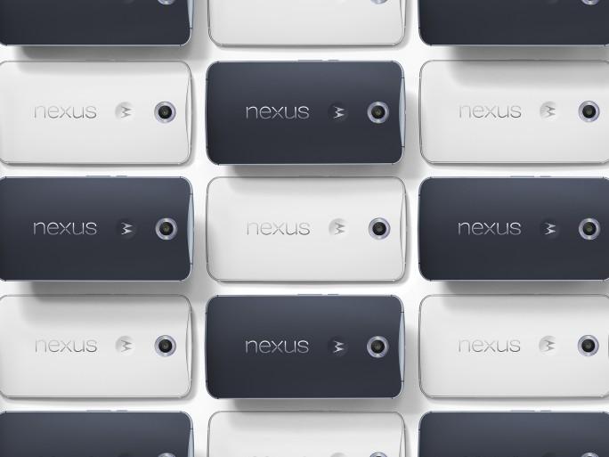 google nexus 6 grid