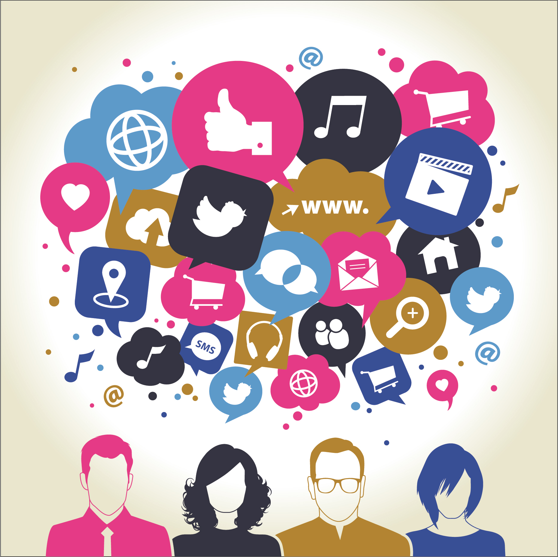 Why Employees Demand Social Media Integration With Back-office ...