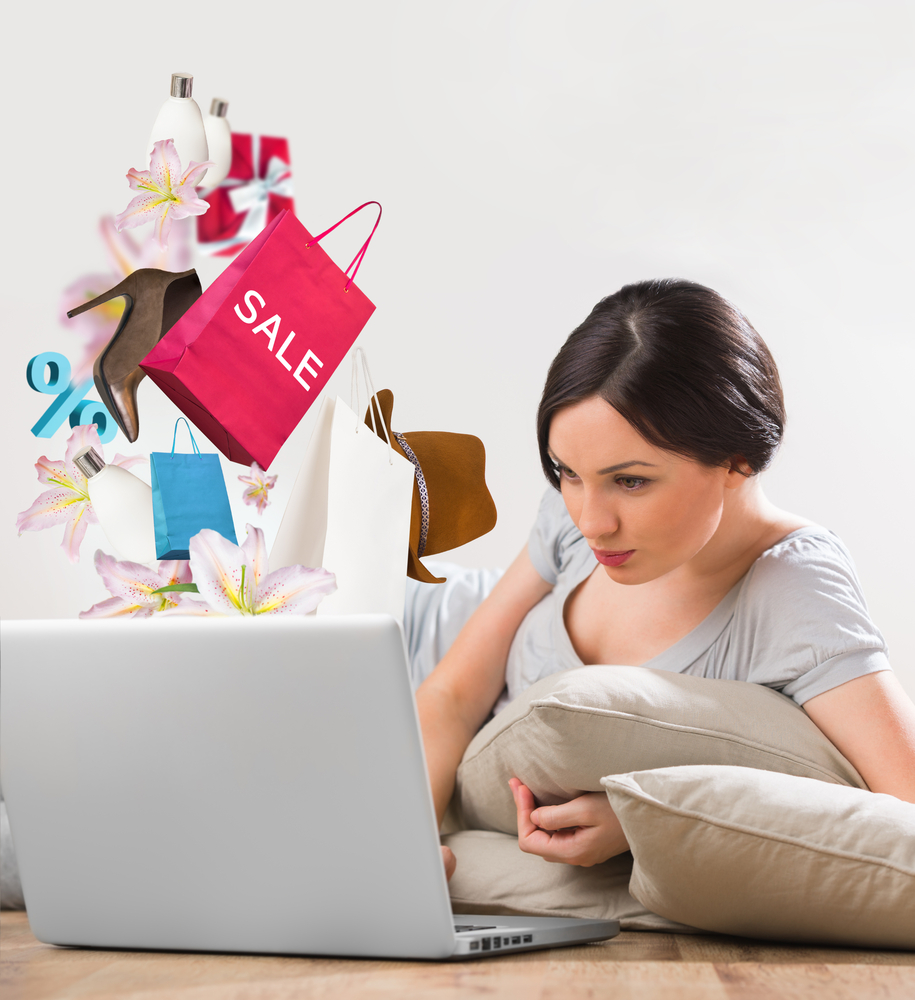 Online shopping accounts uk
