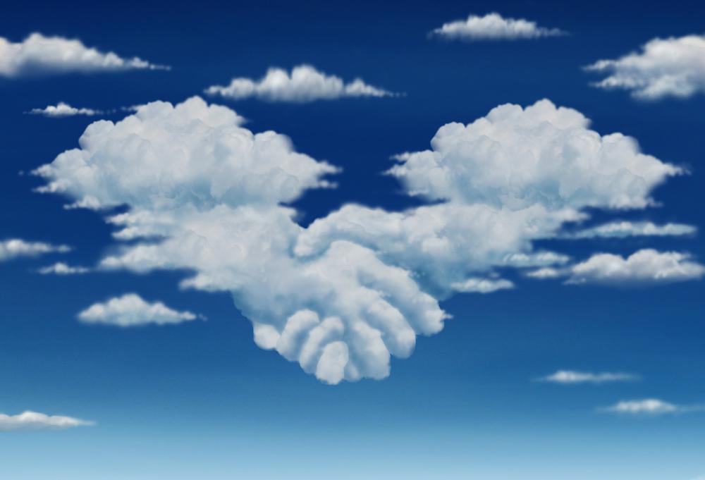 cloud security, cloud partnership