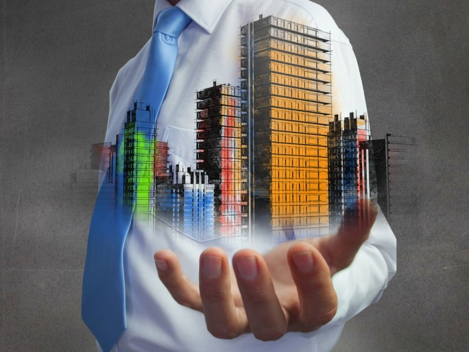 smart cities image phone