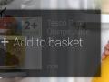 tesco google glass app glassware