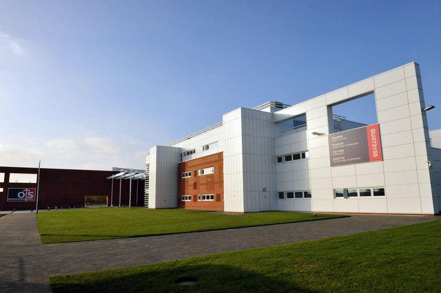 Ordnance Survey's headquarters in Southampton
