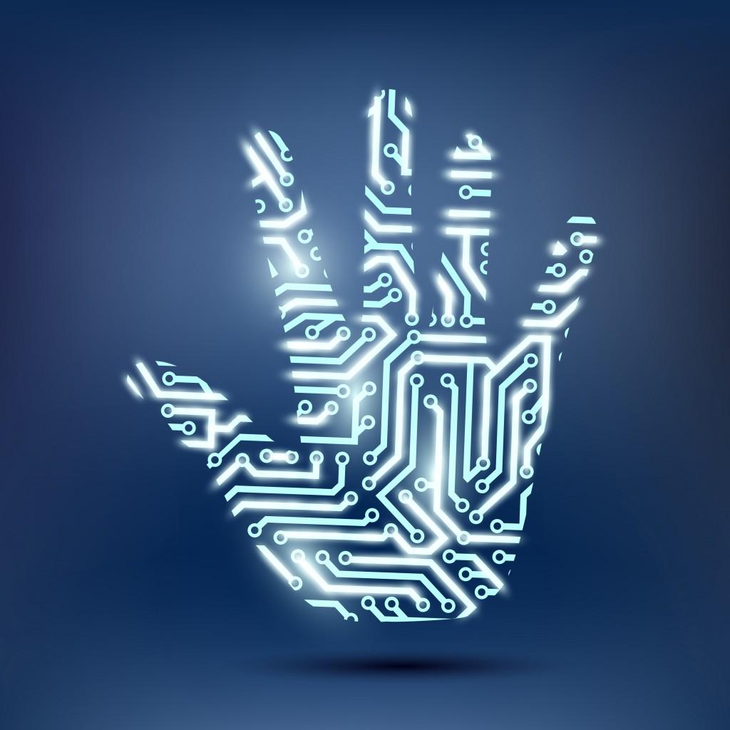 biometric hand