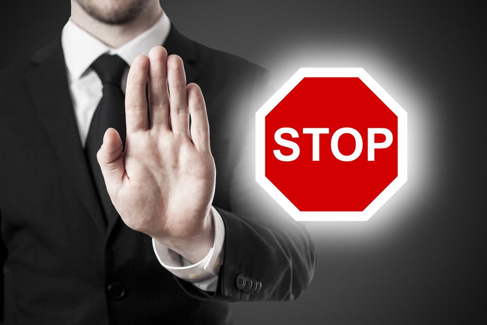 malware blocked stop
