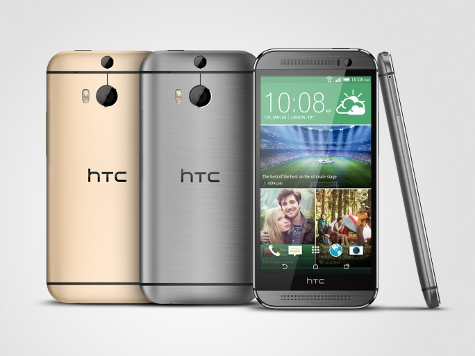 HTC One M8s_Gunmetal_Gold