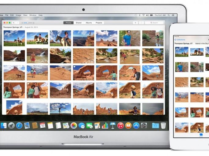 OS X Yosemite Brings Cloud-Enabled Photos App To Mac