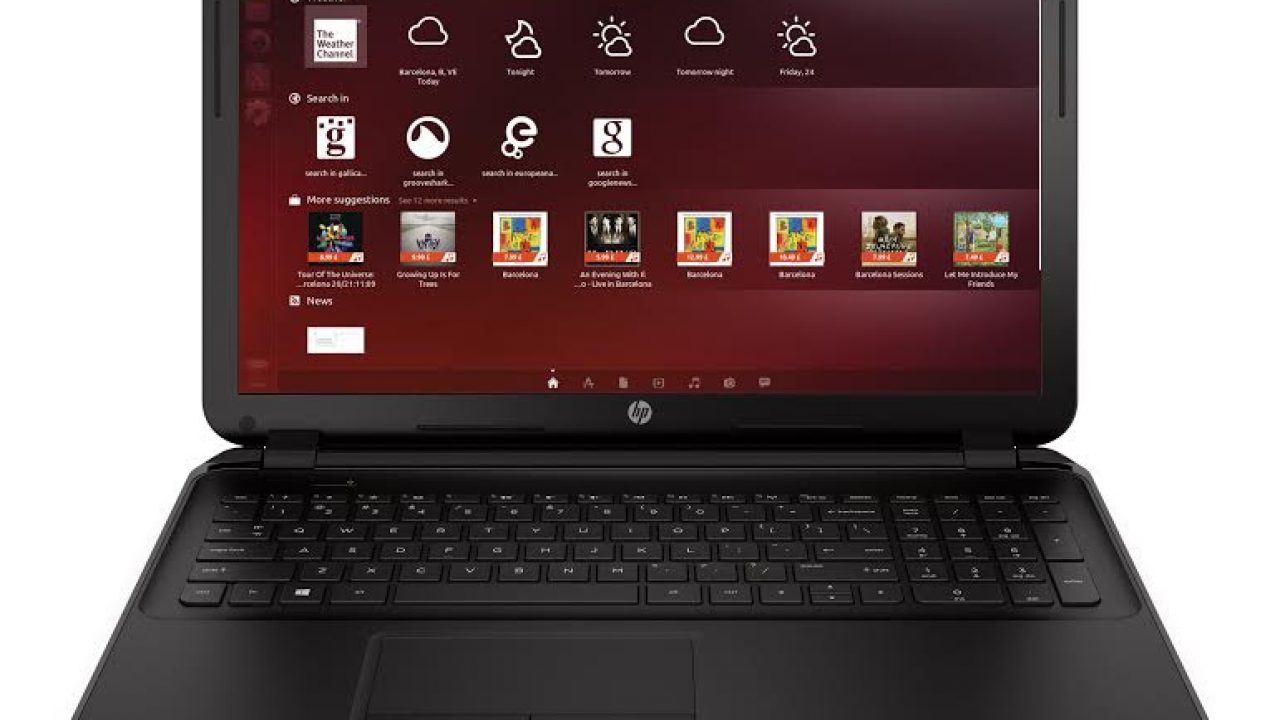 HP Ubuntu Powered Laptops To Go On Sale In UK