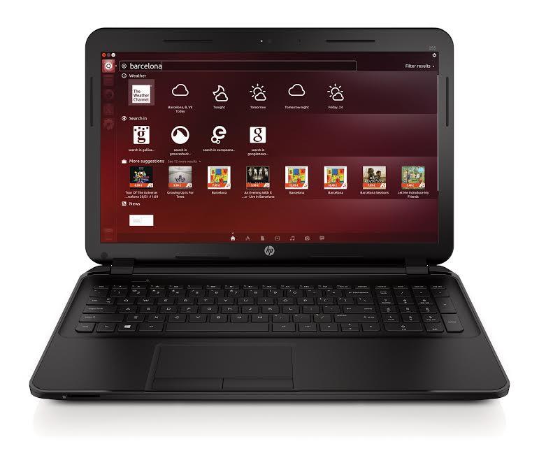Hp Ubuntu Powered Laptops To Go On Sale In Uk