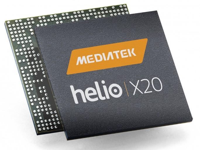 Helio-X20 mediatek