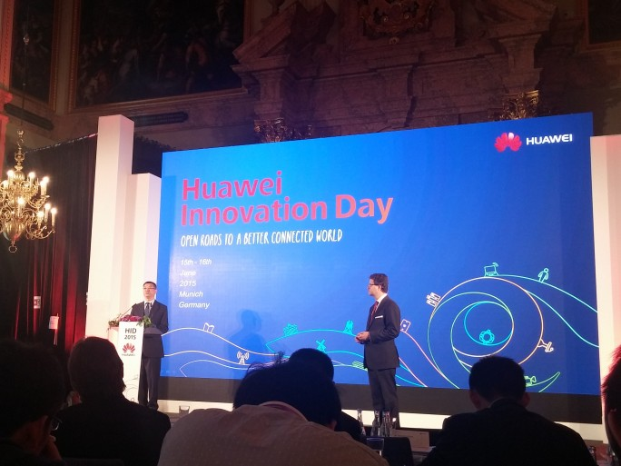 huawei innovation day william xu