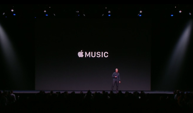 Apple Music CEO Tim Cook