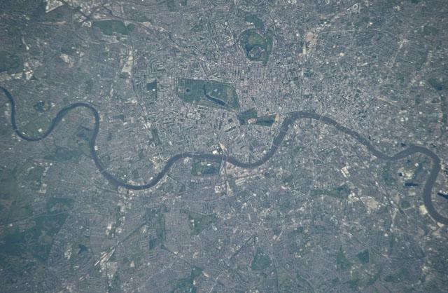 London Satellite