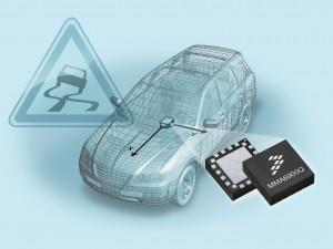 freescale smart car IoT
