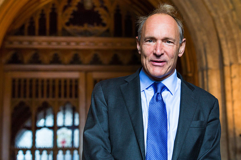 The web's 3 biggest cancers, according to Tim Berners-Lee