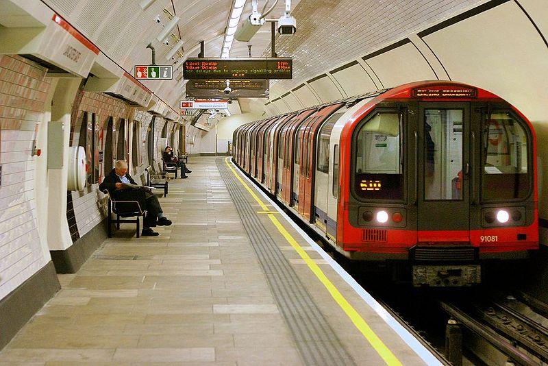 Tube London Underground