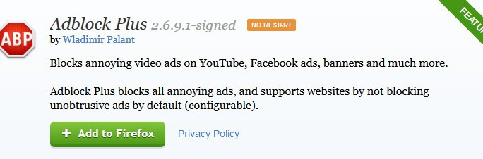 What does AdBlock Plus Mean For The Future Of Online Publishers?