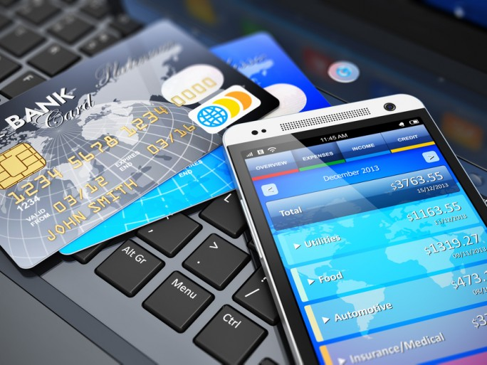 mobile banking cards
