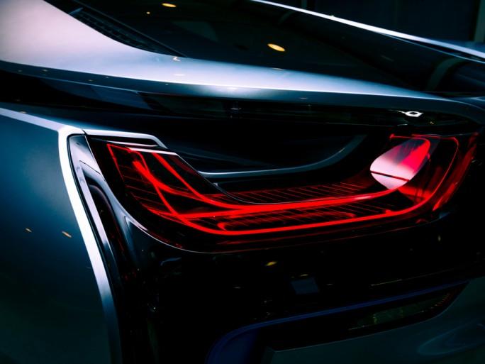 bmw car rear lights