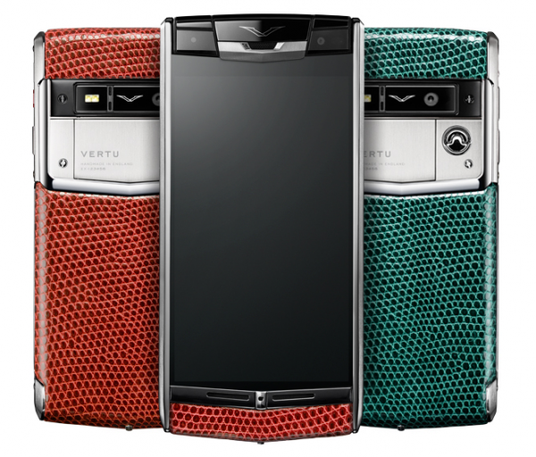 vertu new phones