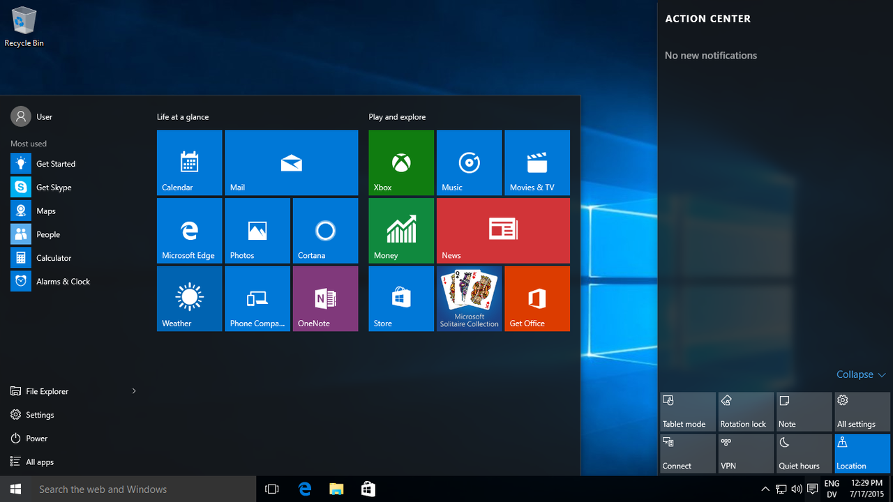 wsj app for windows 10