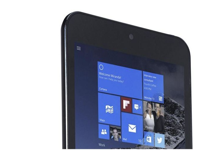 Tesco's 8-Inch £99 Connect Is The First Windows 10 Tablet