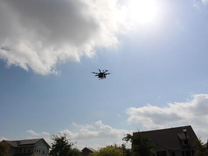 texas drone