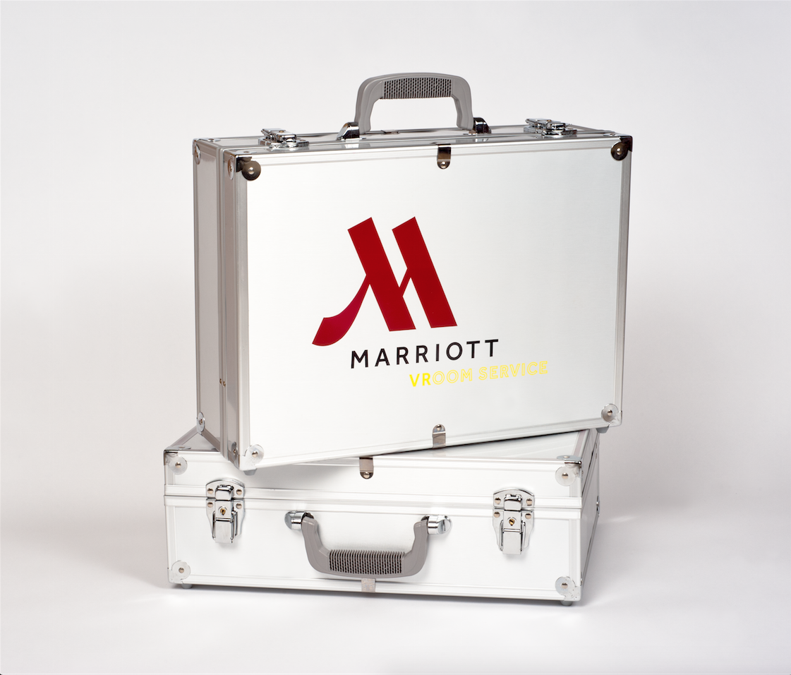Marriott VRoom Service