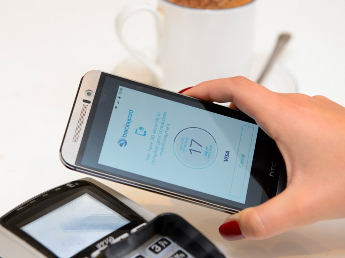 Barclays Trials Contactless Android, Card Cash Withdrawals