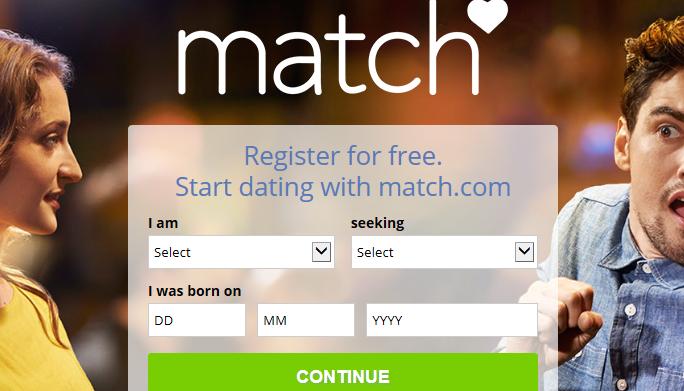 match.com banner