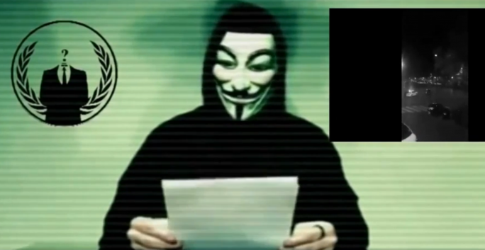 anonymous opparis isis