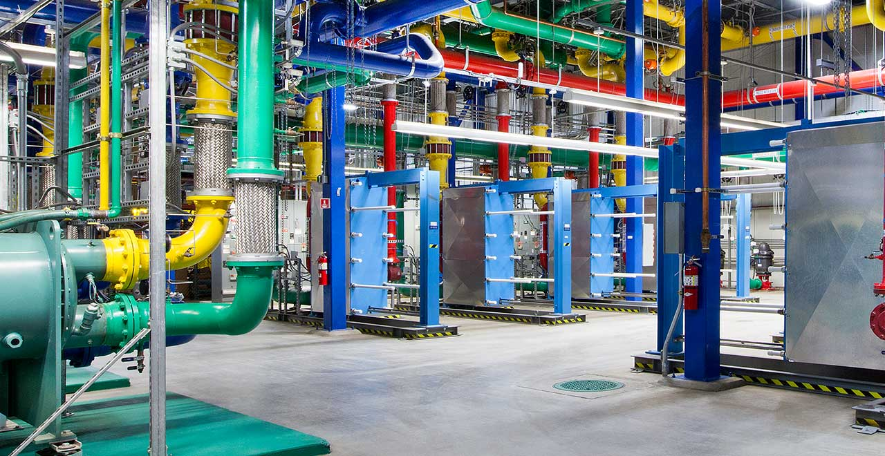 Google Prepares To Build 15th Global Data Centre Silicon