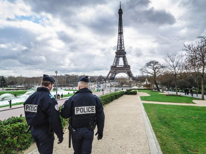 paris gendarmes