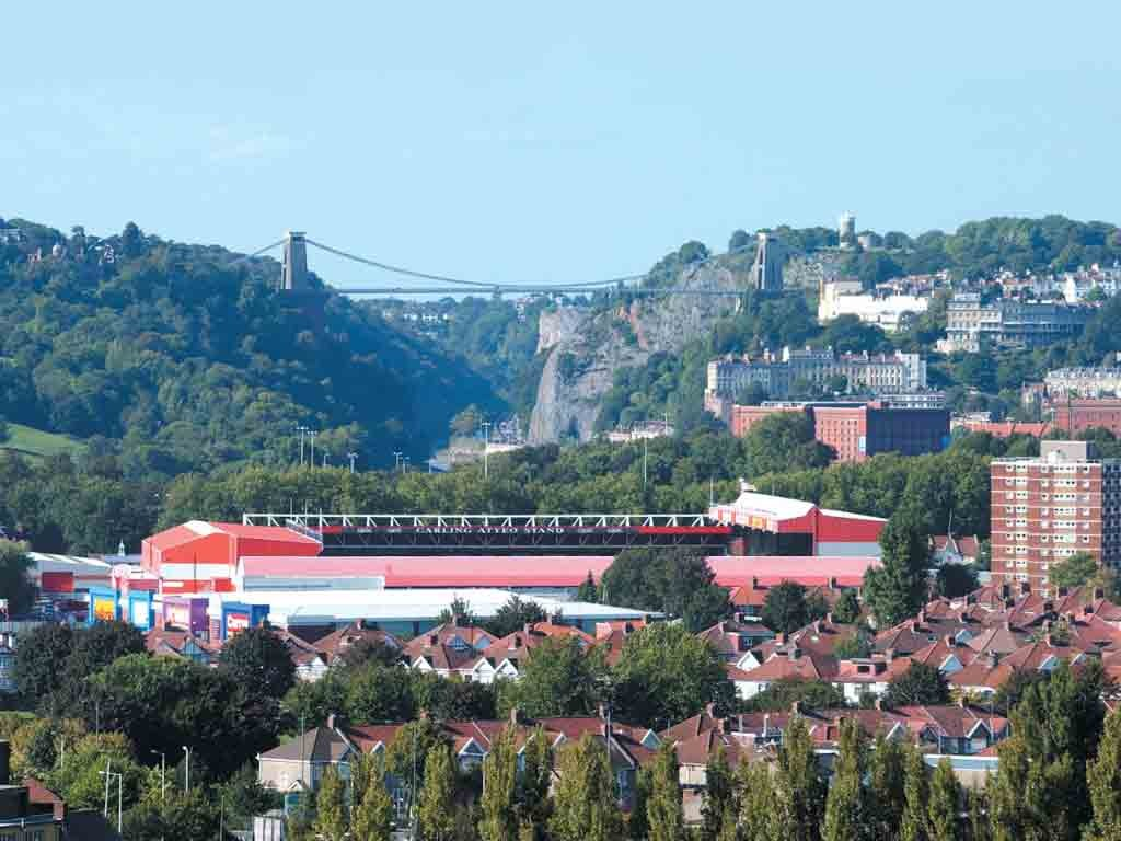 Ashton Gate Bristol