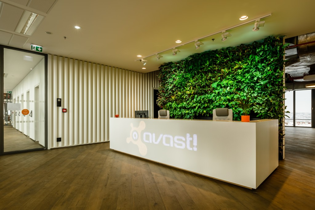 Avast Reception