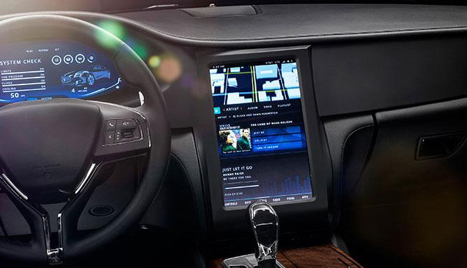 qualcomm snapdragon audi smart car