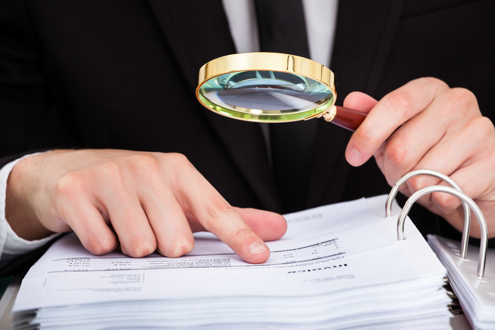 business fraud inspection analysing data analytics
