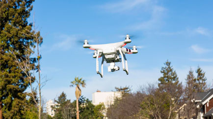 AT&T Drones