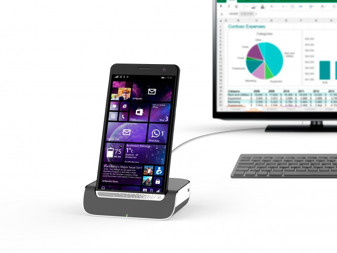 hp elite x3 Desk Dock 1