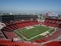 SANTA CLARA, CA - AUGUST 17:  A general view of Levi's Stadium before the San Francisco 49ers preseason game against the Denver Broncos on August 17, 2014 in Santa Clara, California.  (Photo by Ezra Shaw/Getty Images)