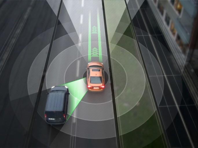 Volvo driverless cars, self-driving