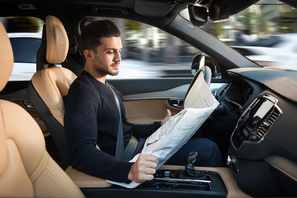 Autonomous driving, driverless
